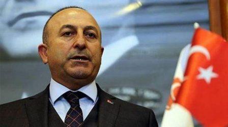 Τσαβούσογλου: «Μη μας αναγκάσετε να δείξουμε τι μπορεί να κάνει ο τουρκικός στρατός»
