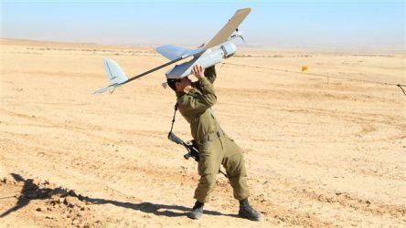 Ο Συριακός ισχυρίζεται ότι κατέρριψε ισραηλινό drone στα υψίπεδα του Γκολάν