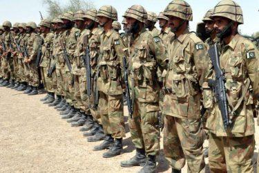 Μια ολόκληρη Ταξιαρχία στέλνει το Πακιστάν στα σύνορα της Σ. Αραβίας με την Υεμένη