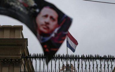 Ερντογάν: Γνωρίζουμε τους Ολλανδούς από τη σφαγή της Σρεμπρένιτσα