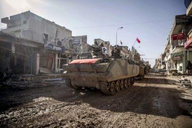 Χάνει (και) το παιχνίδι στη Συρία ο σουλτάνος