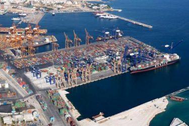 Νέα μεγάλη συμφωνία της COSCO για το λιμάνι του Πειραιά
