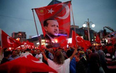 Οριακή ήττα Ερντογάν στο δημοψήφισμα «δείχνουν» οι περισσότερες δημοσκοπήσεις
