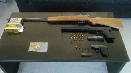 Βρήκαν όπλα και σφαίρες μέσα σε τζαμί στην Ηλιόπετρα του δήμου Τοπείρου – Συνελήφθη ο Ιμάμης