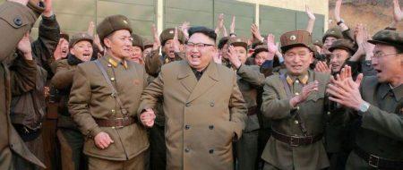 Κιμ Γιονγκ Ουν: «Είμαστε έτοιμοι για πόλεμο με τις ΗΠΑ»