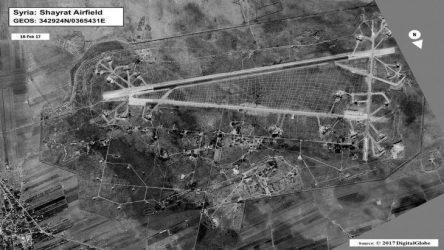 Τι πραγματικά έπληξαν οι ΗΠΑ στη συριακή αεροπορική βάση Al-Shayrat