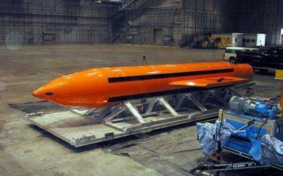 Τη «μητέρα όλων των βομβών» έριξαν οι ΗΠΑ στο Αφγανιστάν