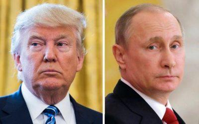 Επικοινωνία Τραμπ – Πούτιν για Συρία, ασφάλεια και Βόρεια Κορέα