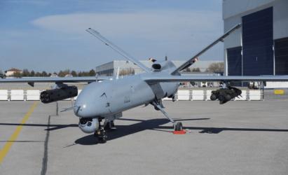 Αυτή είναι η εξοπλισμένη έκδοση του τουρκικού UAV ANKA