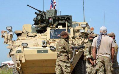Γιλντιρίμ: Η παροχή όπλων στο YPG μπορεί να έχει «αρνητικές επιπτώσεις» για την Ουάσιγκτον