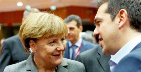 Τι είπαν Μέρκελ και Τσίπρας για τα Βαλκάνια