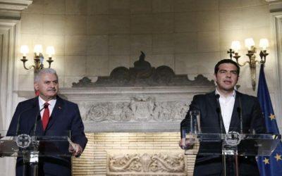 Προκλητικός ο Γιλντιρίμ στην Αθήνα για κοιτάσματα Αιγαίου, παραβιάσεις και 8 πραξικοπηματίες