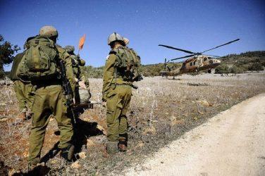 """400 άνδρες των Ειδικών Δυνάμεων και ελικόπτερα UH-60A/L """"Yanshuf"""" στέλνει το Ισραήλ στην Κύπρο για κοινή άσκηση στο Τρόοδος"""