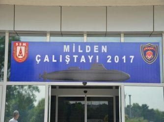 Η πρώτη μακέτα της ARMERKOM για το πρόγραμμα του τουρκικού εθνικού υποβρυχίου MiLDEN