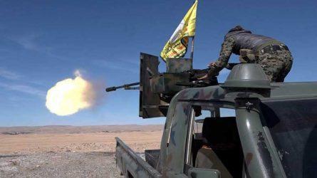 Μεγάλη η πιθανότητα σύγκρουσης με την Τουρκία, για τις υποστηριζόμενες από τις ΗΠΑ Συριακές Δημοκρατικές Δυνάμεις