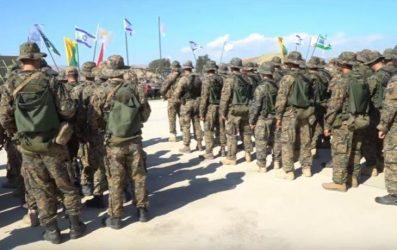 500 Ισραηλινοί κομάντος κάνουν άσκηση στα βουνά της Κύπρου (video)