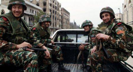 Ο συριακός στρατός μπήκε στο τελευταίο προπύργιο του ΙΚ