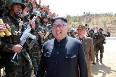 Η Β. Κορέα εκτόξευσε πύραυλο που κατέπεσε σε ιαπωνικά χωρικά ύδατα