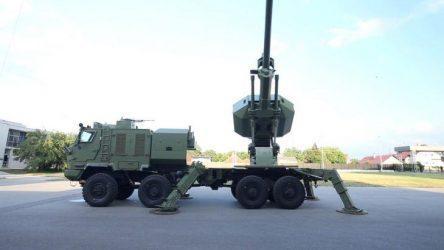 Aleksandar 155 χλστ/52cal. : Το νέο αυτοκινούμενο πυροβόλο της Σερβίας (Video)