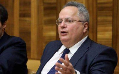 Το Εθνικό Συμβούλιο Εξωτερικής Πολιτικής συγκαλεί  ο Ν. Κοτζιάς για το Κυπριακό