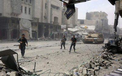 Αντεπίθεση του Ισλαμικού Κράτους στη Μοσούλη