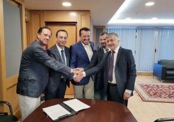 Υπογραφή συμφωνίας του si-Cluster με την ΕΑΒ για την ανάπτυξη του αεροδιαστημικού οικοσυστήματος στην Ελλάδα