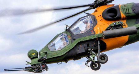 Χωρίς σύστημα αυτοπροστασίας τα 23 επιθετικά ελικόπτερα Τ-129Α EDH και Τ-129Β1 του Τουρκικού Στρατού