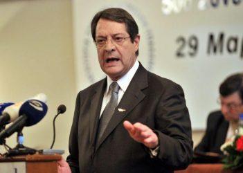 Ένας άλλος …Αναστασιάδης: Καταγγελτικός εναντίον της Τουρκίας με απίστευτες αποκαλύψεις