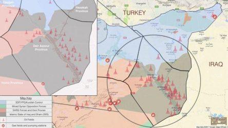 Ο Συριακός Στρατός πάτησε στην βόρεια όχθη του Ευφράτη – Στόχος οι πετρελαιοπηγές του Ευφράτη