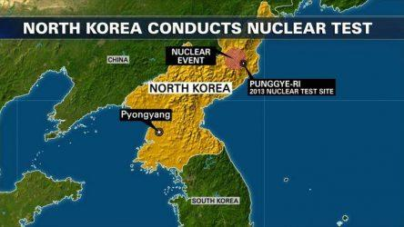 Βόμβα υδρογόνου δοκίμασε η Β. Κορέα –  Η κεφαλή που θα εξοπλίσει τον διηπειρωτικό πύραυλο Hwasong-14 (Video)
