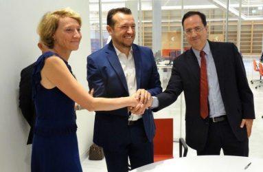si-Cluster και Aerospace Valley απογειώνουν την ελληνο-γαλλική συνεργασία στην αεροδιαστημική