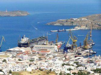 Τζέφρι Πάιατ: «Κλείνει» η επένδυση της Onex στα ναυπηγεία Σύρου