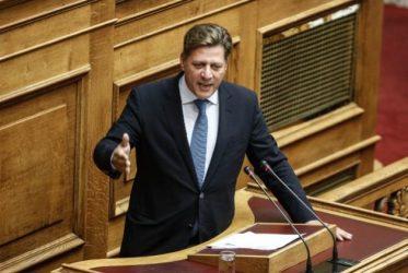 Μ. Βαρβιτσιώτης: «Απροστάτευτοι απέναντι στους κινδύνους της τρομοκρατίας οι Έλληνες πολίτες»