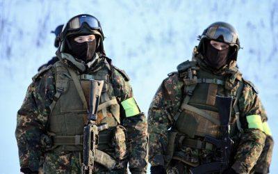 Οι ρωσικές δυνάμεις αναβαθμίζονται και φροντίζουν να το δείχνουν