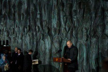 Μνημείο για τα θύματα του Σταλινισμού-Κομμουνισμού εγκαινίασε ο Vladimir Putin