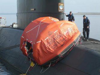 Δύο φουσκωτές διασωστικές λέμβους του υποβρυχίου ARA San Juan εντόπισαν οι Αμερικανοί