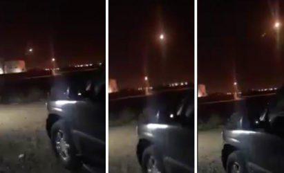 Βαλλιστικός πύραυλος των Houthi αναχαιτίστηκε πάνω από την πρωτεύουσα της Σ. Αραβίας Riyadh (Video)