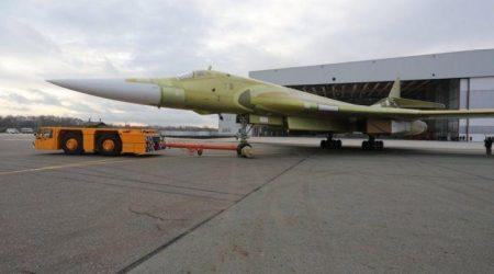 Επίσημη παρουσίαση του νέου Ρωσικού στρατηγικού βομβαρδιστικού Tu-160M2  (Video)