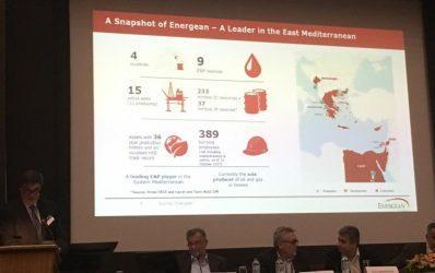 Energean: Στόχος η δημιουργία ενεργειακού κόμβου στην Αν. Μεσόγειο