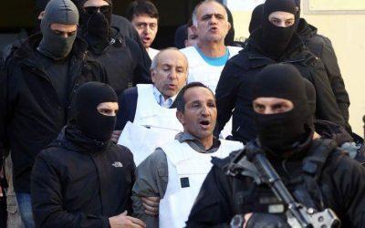Τα κεντρικά πρόσωπα μεταξύ των 9 Τούρκων συλληφθέντων