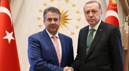 Το μοντέλο συνεργασίας με την Βρετανία πρoτείνει για την Ευρωτουρκικές σχέσεις ο Γερμανός Υπουργός Εξωτερικών