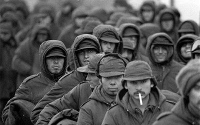 Φώκλαντ-Περλ Χάρμπορ: Αναγνωρίστηκαν 188 «στρατιώτες του Θεού»