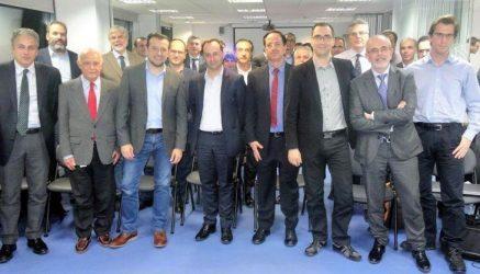 To si-Cluster βραβεύει τις ελληνικές εταιρείες διαστημικής τεχνολογίας στη Γενική του Συνέλευση
