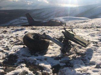 Τουρκική μεταγωγικό CN-235Μ-100 κατέπεσε στην επαρχία της Isparta – Το τέταρτο αεροσκάφος που χάνεται από το 2001