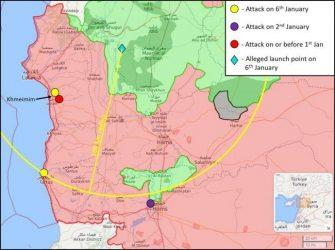 Οι τέσσερις επιθέσεις των μυστηριωδών Drones κατά Ρωσικών στόχων στη Συρία και ο ρόλος της Τουρκίας