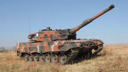 """Ο τζάμπα εκσυγχρονισμός των Leopard 2A4 που δεν """"βλέπει"""" ο Π. Καμμένος"""