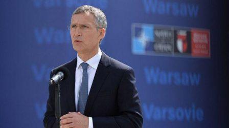 Στόλτενμπεργκ: Δίχως λύση για το όνομα, ξεχάστε το ΝΑΤΟ