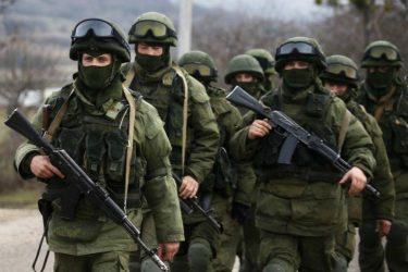 Οι Ρώσοι απειλούν με πόλεμο