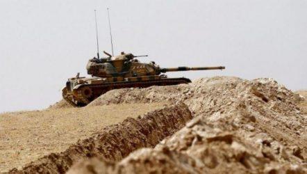 Οι Κούρδοι στο Αφρίν αποδεκατίζουν τα τουρκικά άρματα