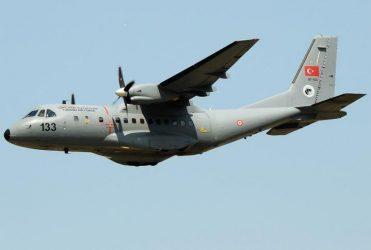 Μπαράζ παραβιάσεων από τουρκικό κατασκοπευτικό αεροσκάφος